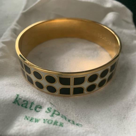 "Kate Spade Bangle ""Have Courage"""